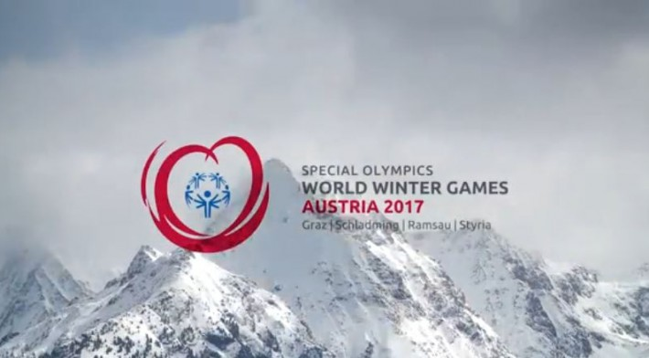 The 2017 Special Olympics World Winter Games!