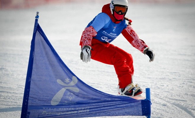 Snowboarding special olympics world winter games 2017 for 10 facts about floor hockey