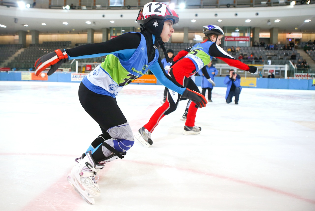 Speed skating special olympics world winter games 2017 for 10 facts about floor hockey