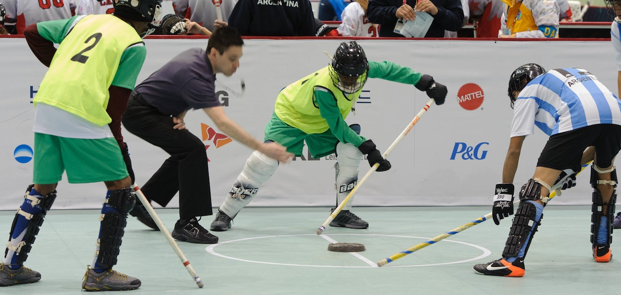 Floor Hockey - Special Olympics World Winter Games 2017